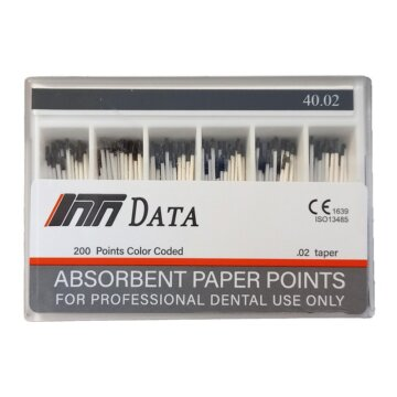 Absorbent Paper Points 2%